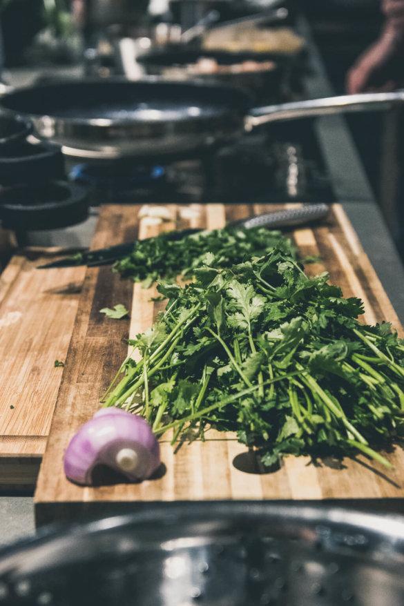 Smeg Küchenstudio Kochevent