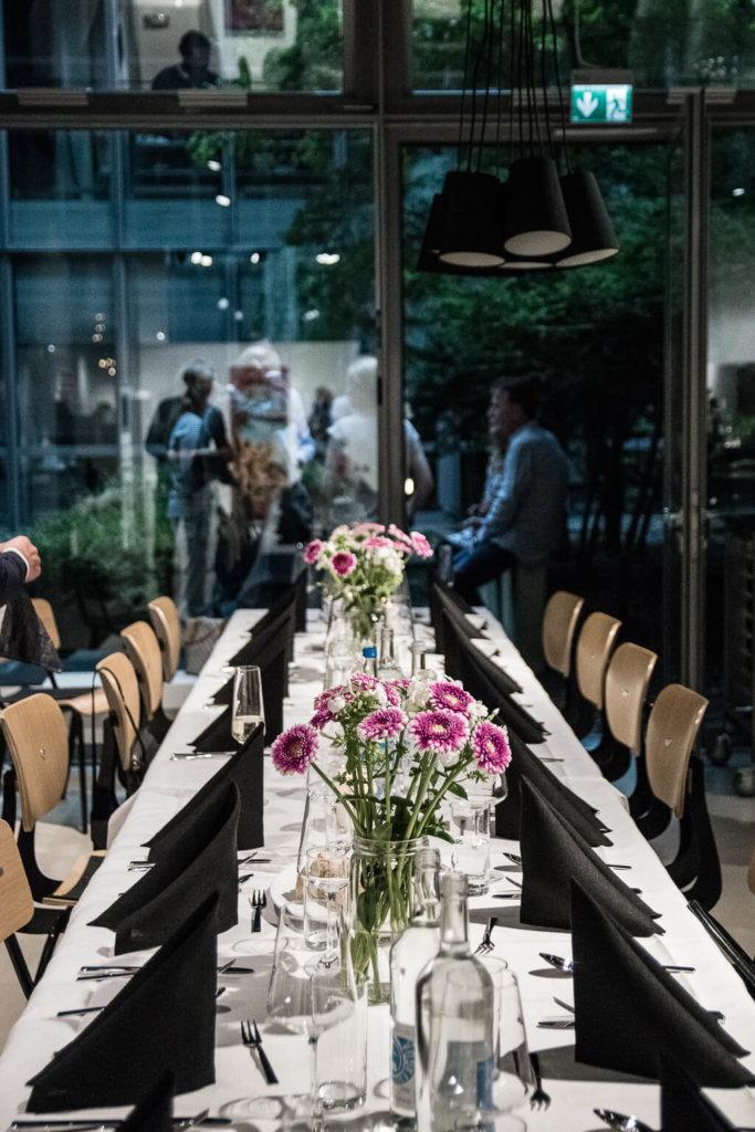 Smeg Store Hamburg: Event mit Nils Egtermeyer
