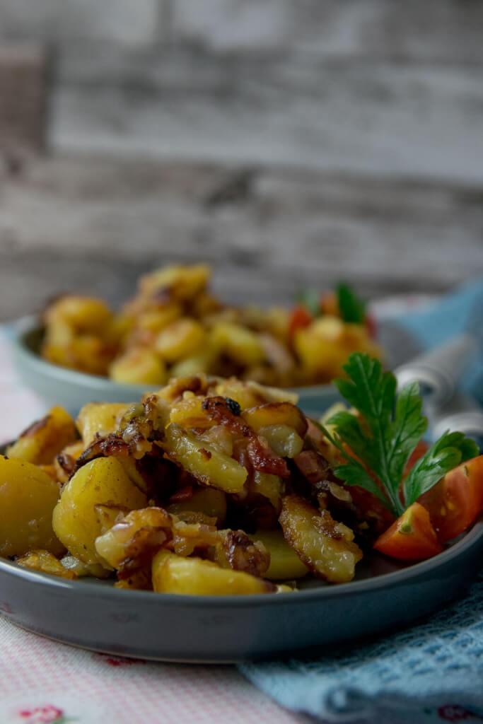 Bratkartoffeln wie bei Mama