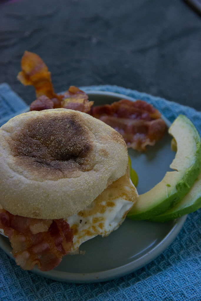 Hammer leckeres Frühstück
