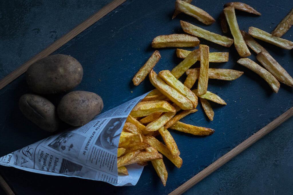 Der Produkttest - so werden deine Pommes in der Heissluft Fritteuse der Hammer