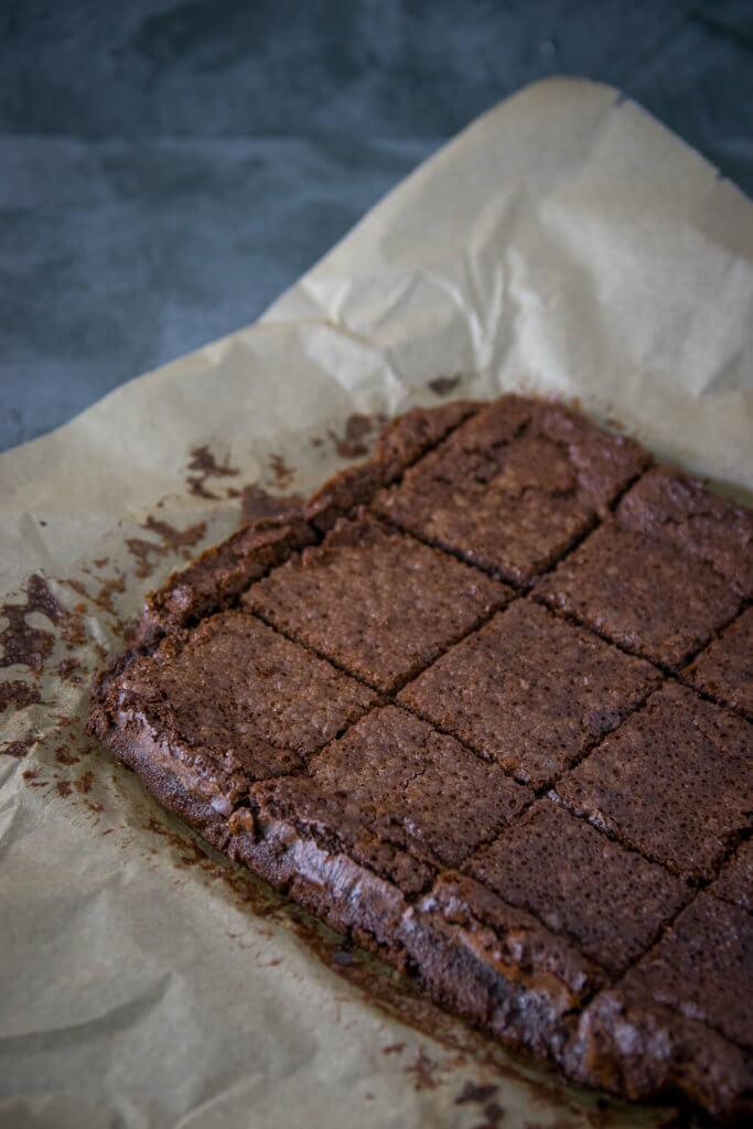 Super leckere Milchreis Brownies