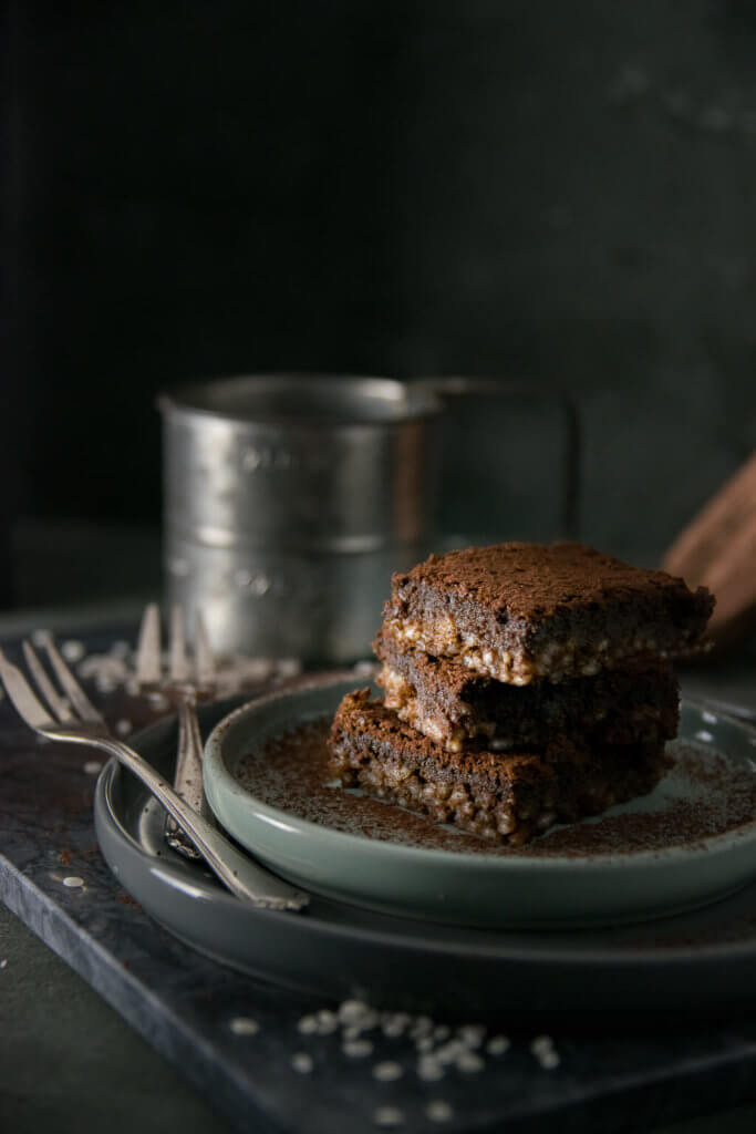 Death by Chocolate - Saftigste Brownies aller Zeiten