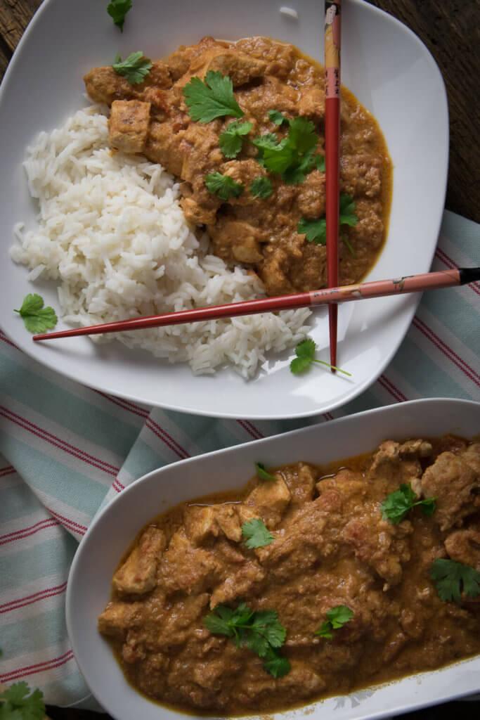 Indien für Zuhause: Einfaches Rezept für Butter Chicken