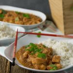 Zartes Butter Chicken
