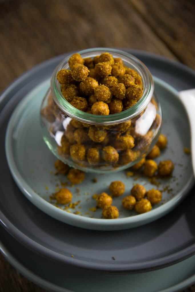 Rezept für Snacks aus der Heißluftfritteuse