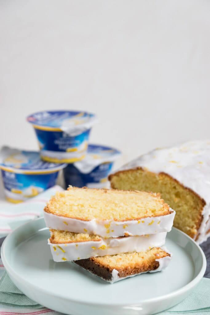 So super lecker - Zitronen Mascarpone Joghurt Kuchen