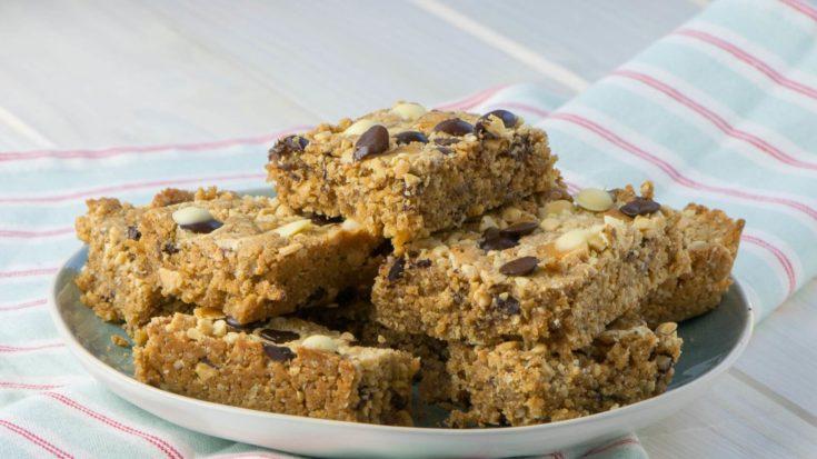 Gesunder Snack: Geballte Power mit Erdnussbutter Riegeln