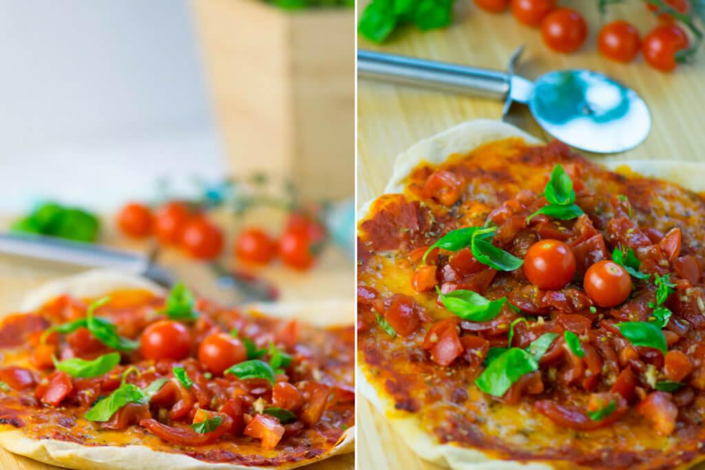 Lecker - Pizza Buschetta