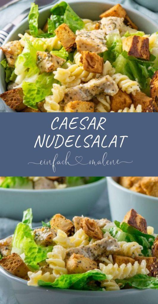 Der Caesar Pasta Salat ist perfekt als Mittag- oder Abendessen, aber natürlich auch eine super leckere Grillbeilage. Er ist super einfach zuzubereiten. Perfekt für die Heißluftfritteuse