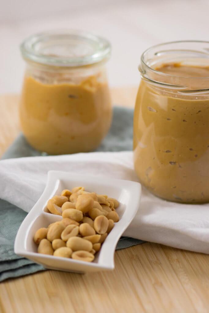Einfach & lecker - Erdnussbutter ganz einfach selber machen