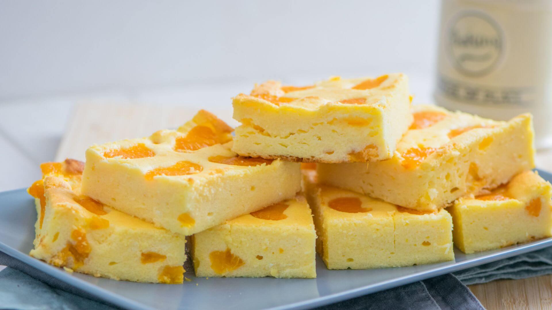 Und boden käsekuchen ohne mit vanillepudding grieß Cremiger Käsekuchen