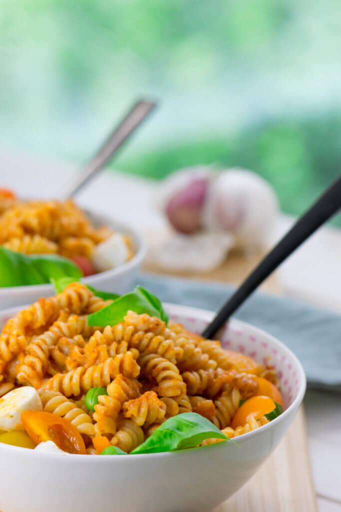 Köstlich - Pasta Pesto Rosso