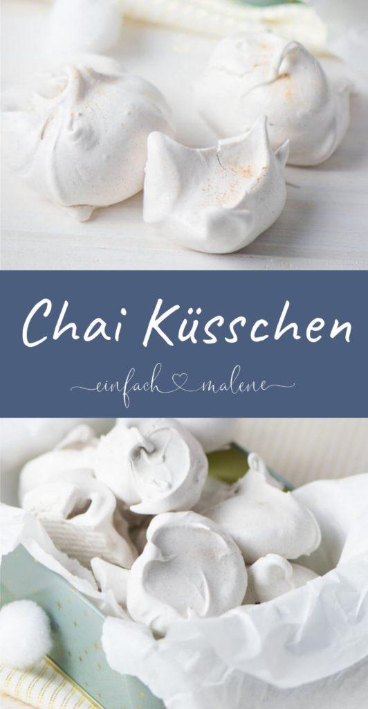 Zarte Chai Küsschen & Tipps zum organisierten Weihnachtsbacken. Für alle die es gerne süß mögen, sind diese zarten Chai Küsschen eine echte Versuchung. Das Rezept undTipps zum organisierten Backen gibt es hier.