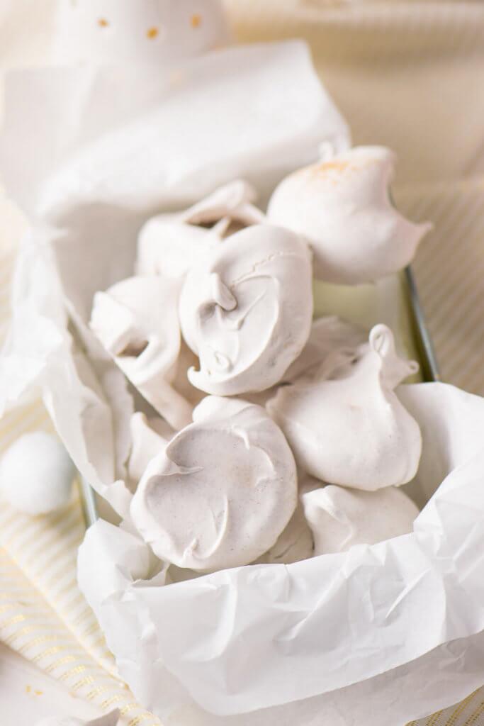 Geschenk aus der Küche - Chai Küsschen