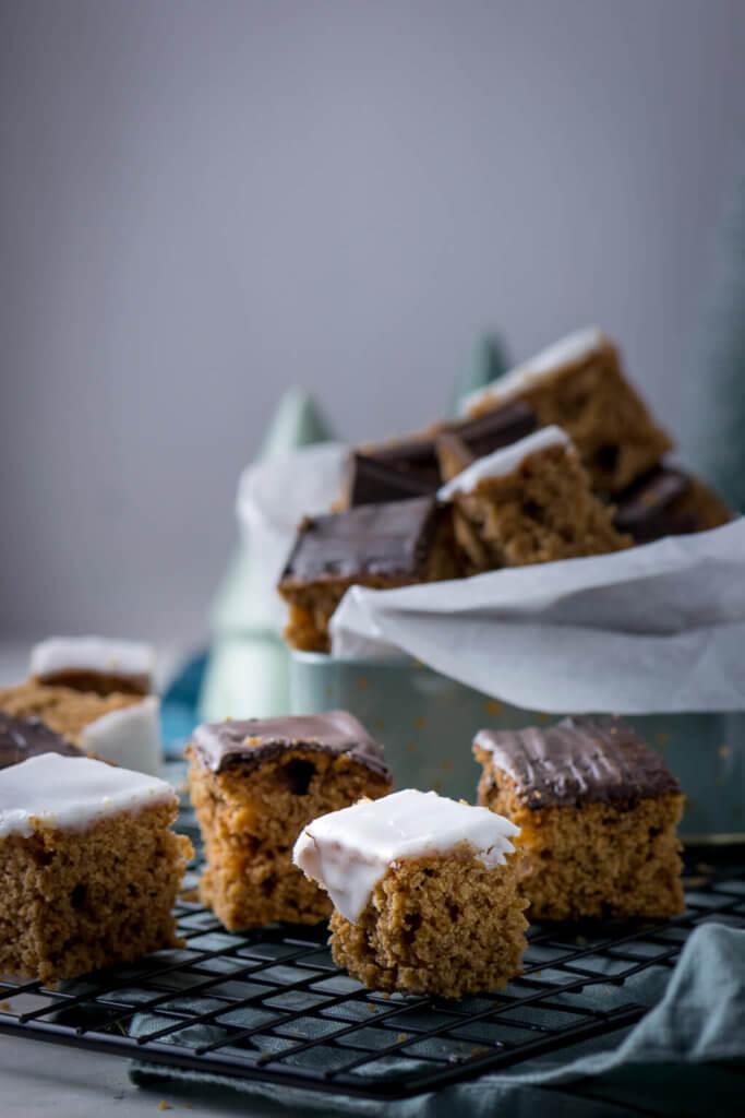 So einfach zu backen, tolles Rezept für Honig Lebkuchen