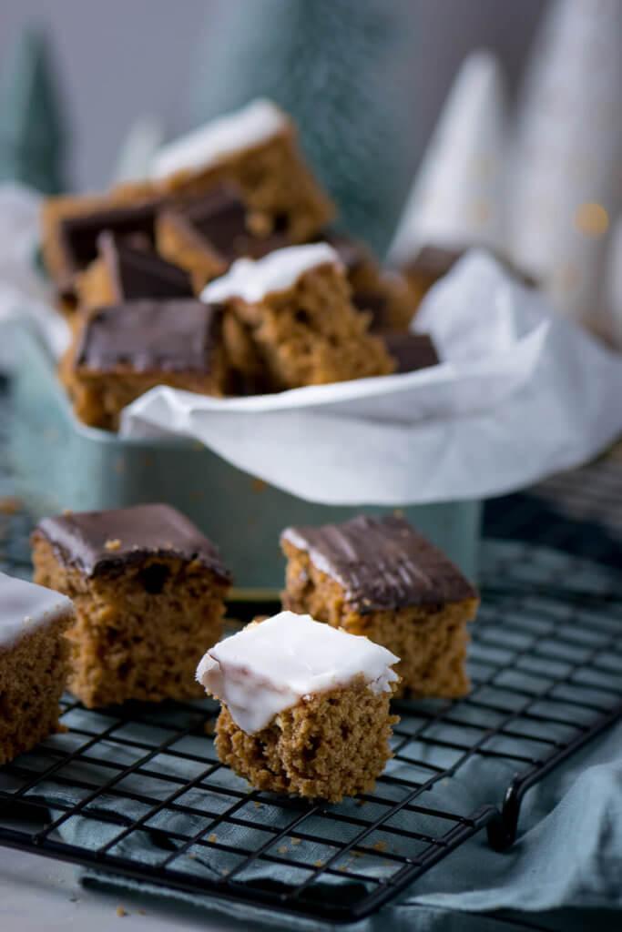 Yummy, ein mega leckeres Rezept für Honig Lebkuchen zum selber Backen