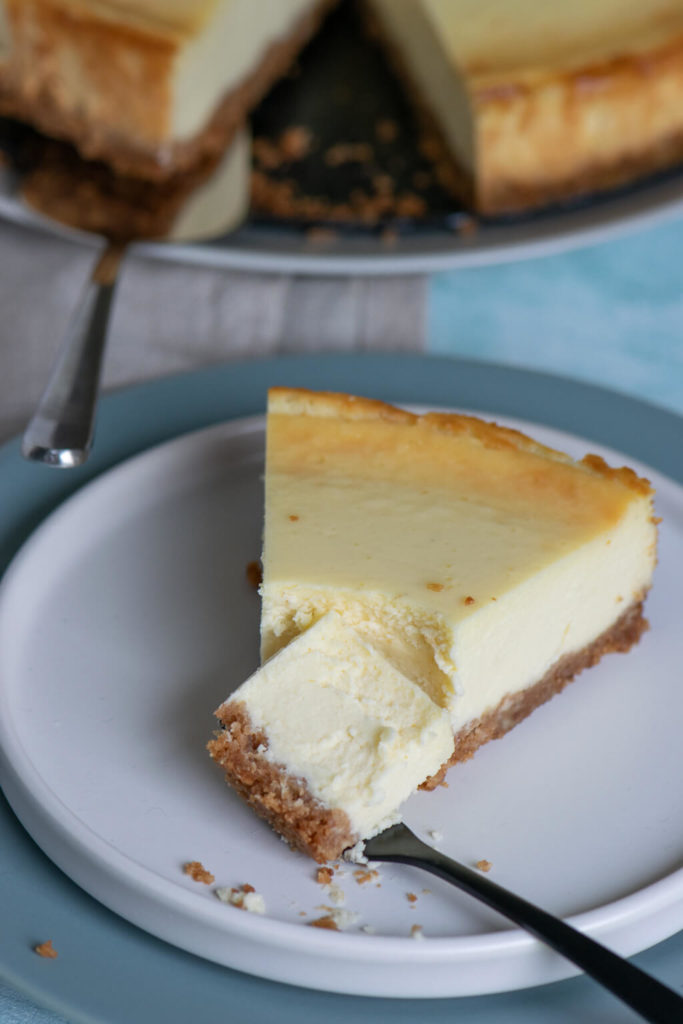 Thermomix New York Cheesecake