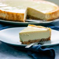 Der perfekte New York Cheesecake (auch für den Thermomix)