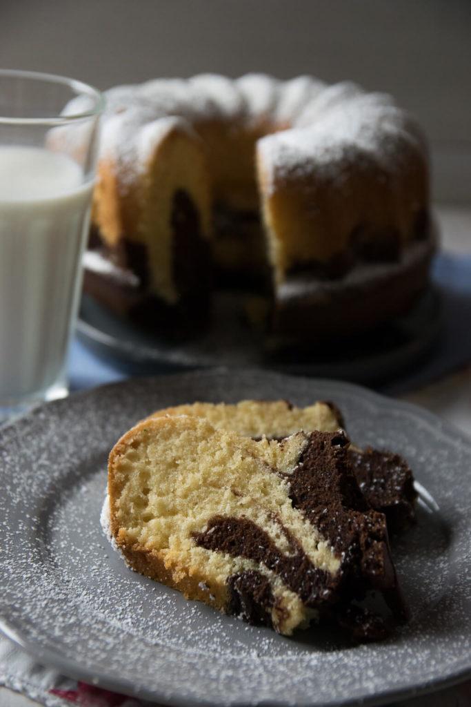 Der beste Marmorkuchen - beliebt auf der ganzen Welt