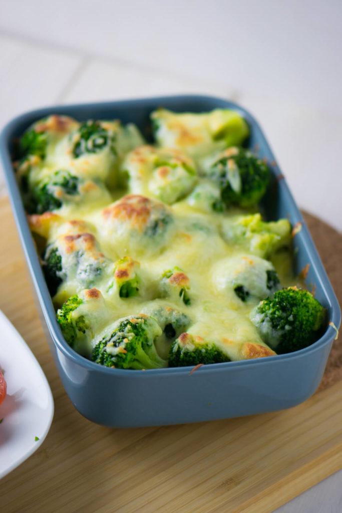 Rezept und Tipps für ein schnelles Brokkoli Kartoffel Gratin mit Bechamelsauce