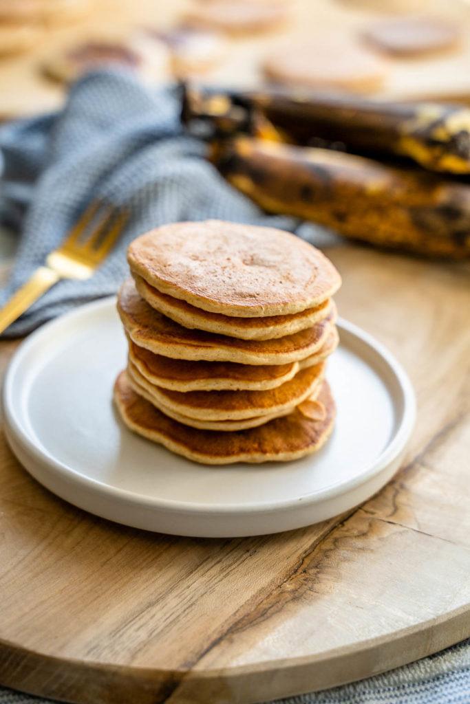 Leckere Pancakes für Babys und Kinder