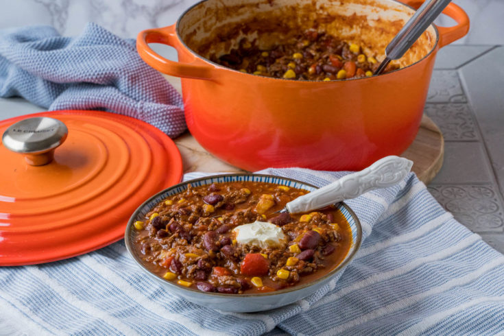 Das weltbeste Chili con Carne
