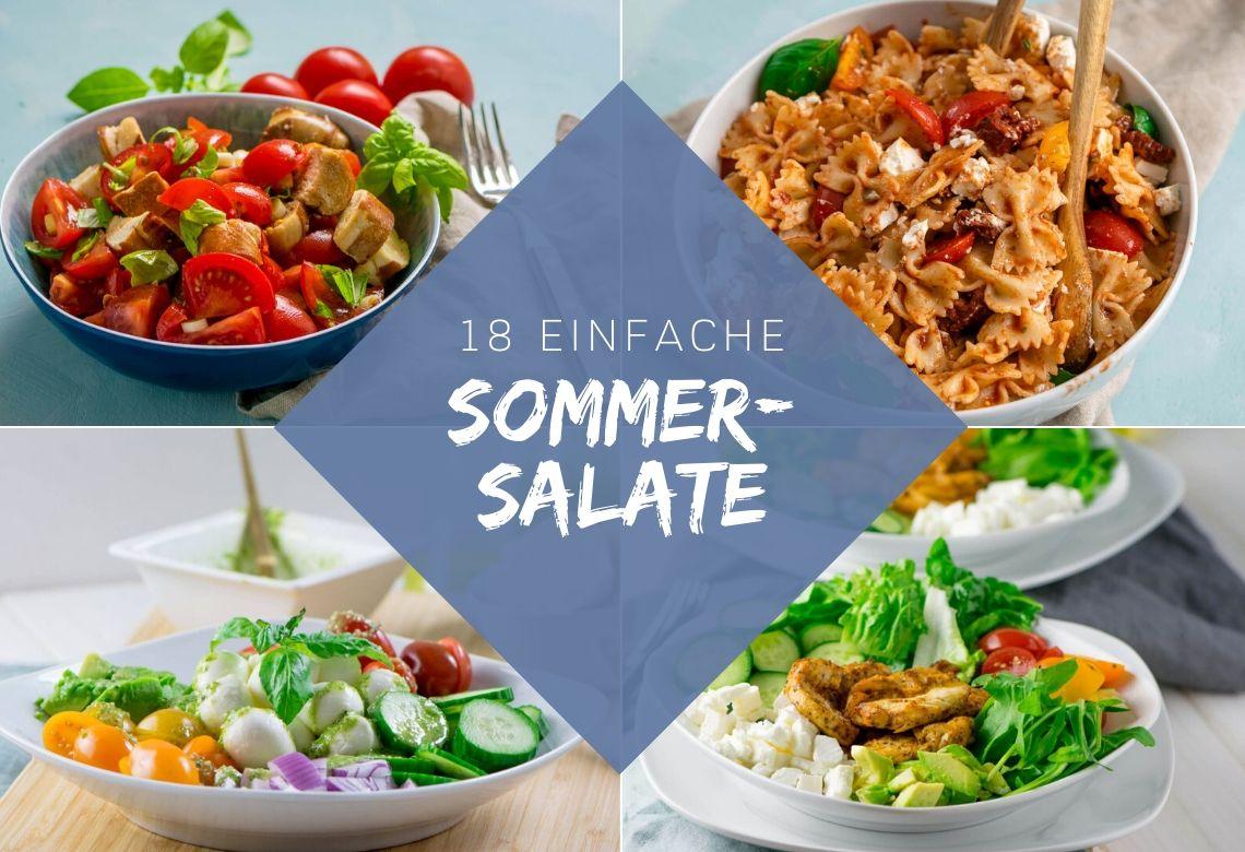 Sommer Salate
