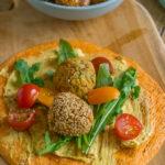 Falafel Wrap - lecker und einfach Falafel selber machen