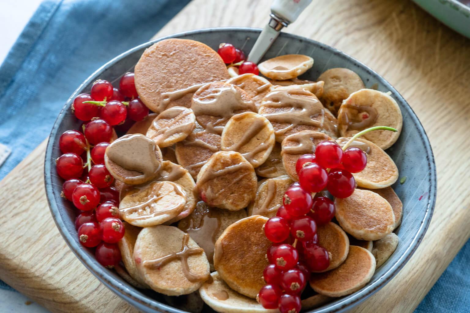 Pancake Cereal Bowl