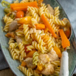 Fix zubereitet - perfekt für den Feierabend - Köstliche Nudeln mit Chicken Teriyaki