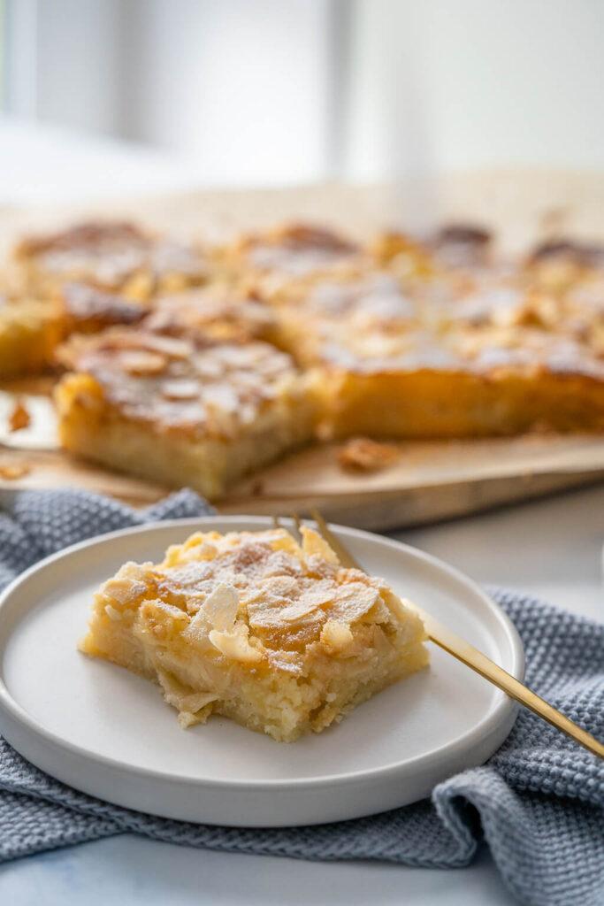 Saftiger Apfelkuchen - einfach, lecker und mit Vanille