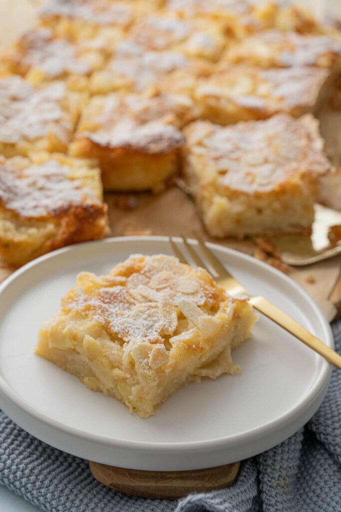 Der Herbst ist da - Schneller Apfelkuchen - saftig, lecker und super unkompliziert