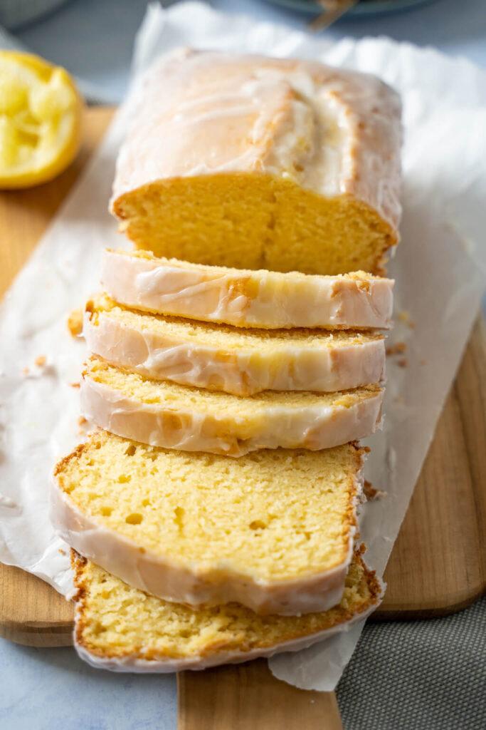 Super lecker und saftig - Zitronenkuchen Kastenform -Mein bester Zitronenkuchen