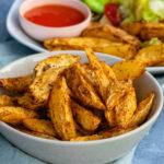 Die besten Kartoffelspalten einfach selber machen