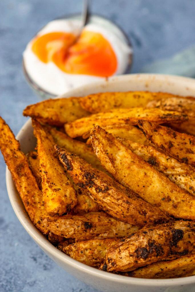 Kartoffel Wedges Rezept