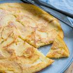 Apfelpfannkuchen Teig - Sio wird er besonders fluffig