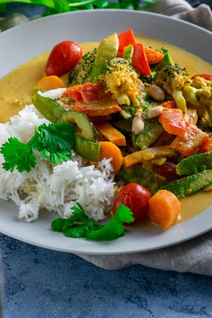 Mein liebstes Curry - schnell, unkompliziert und so super lecker
