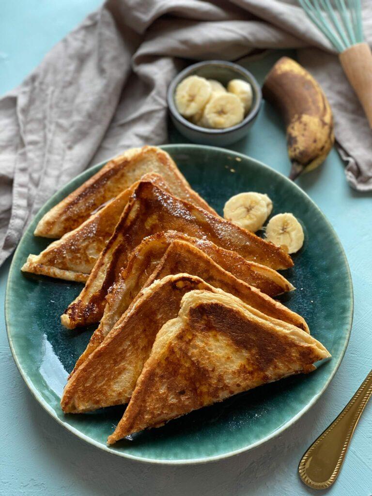 French Toast zum Frühstück am Wochenende