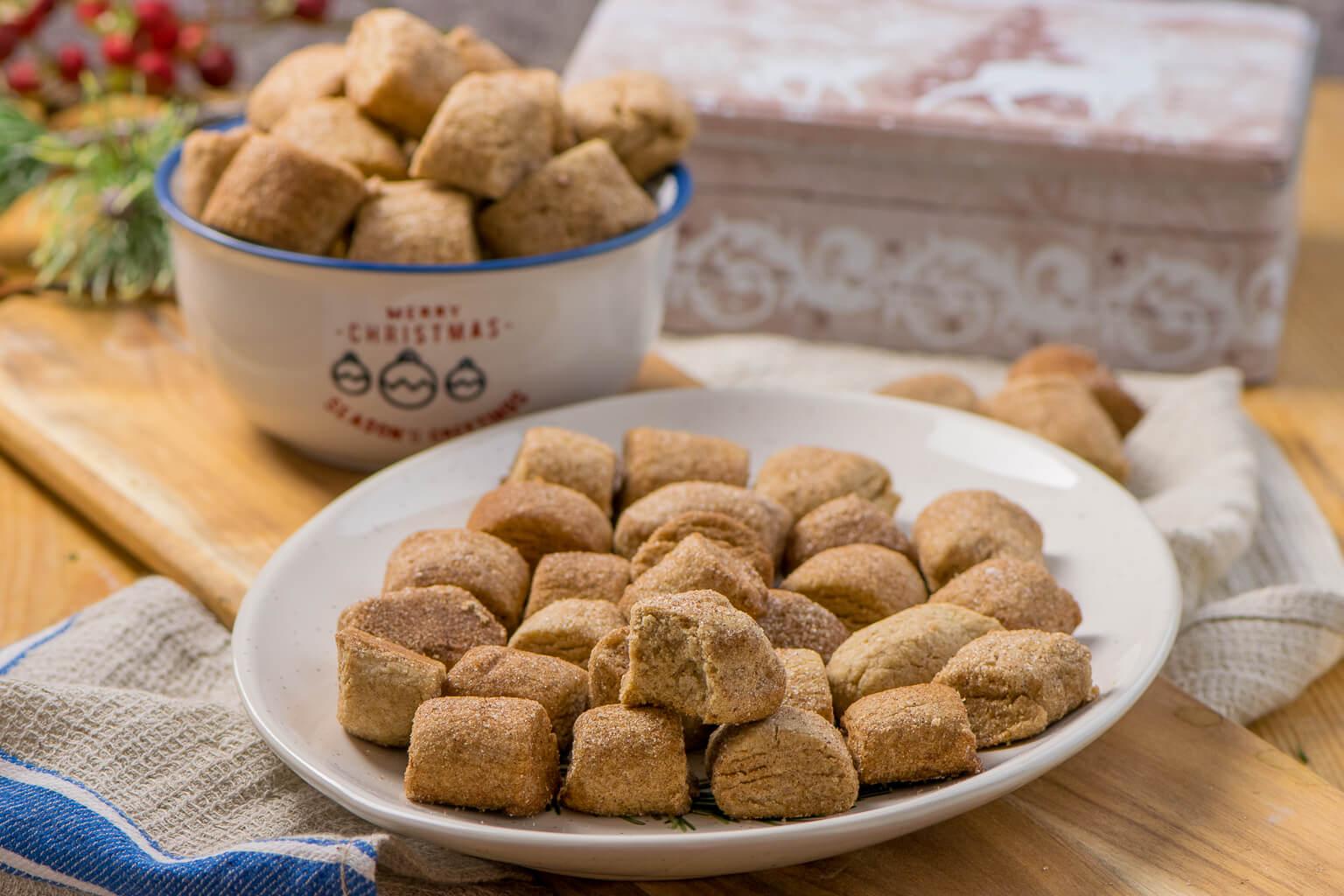 Zimt Traumstücke - Kekse zum Glücklichsein