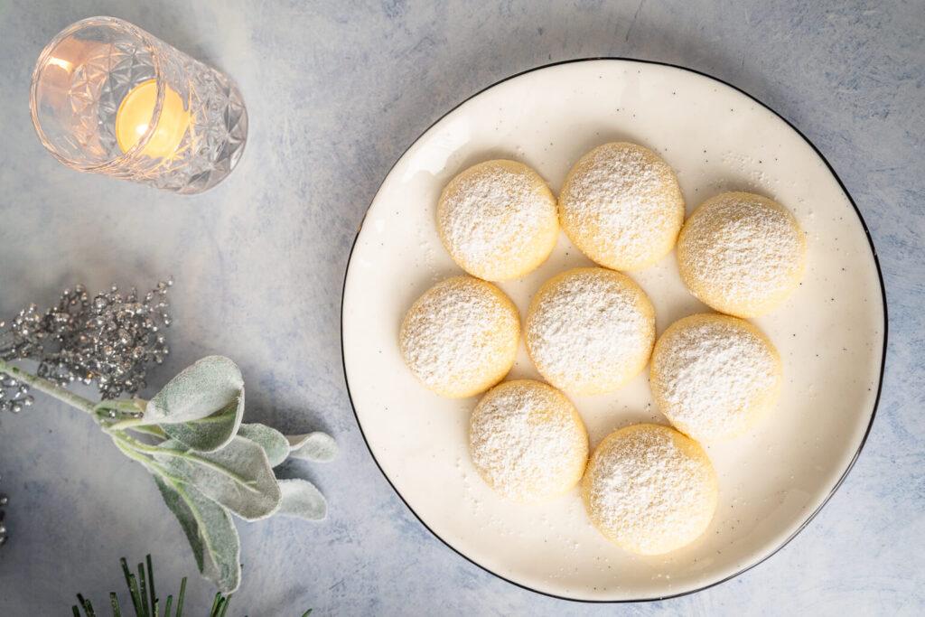 Butterwölkchen - Buttergebäck, mega lecker