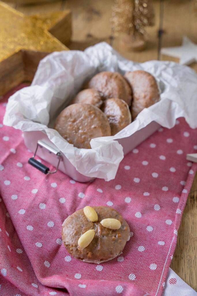 Rezept für Lebkuchen - mit Kartoffel