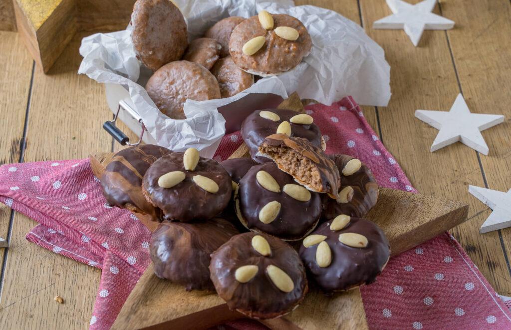 Lebkuchen mit Kartoffeln - lecker und einfach
