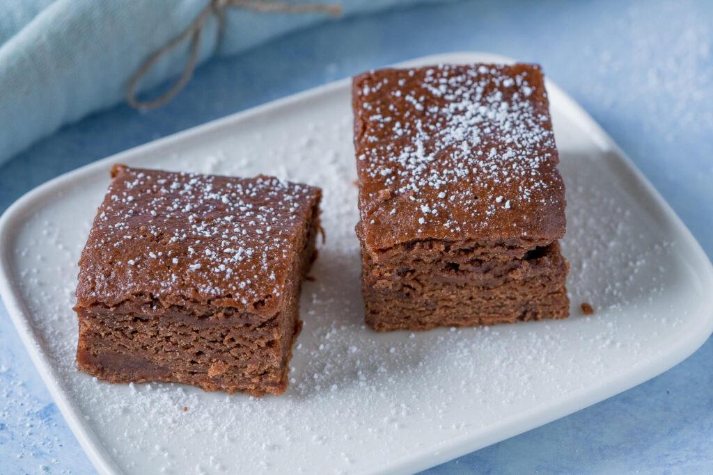 Fluffiger Schoko Lebkuchen in unter 30 Minuten