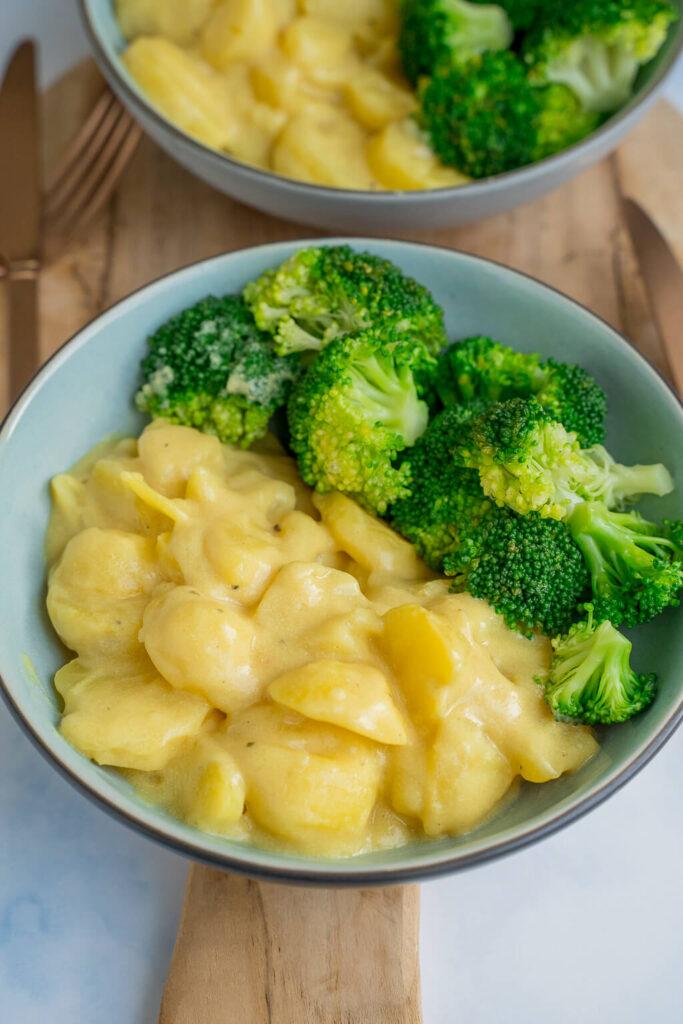 Einfach und mega lecker - diese Senfkartoffel Bowl musst du probieren