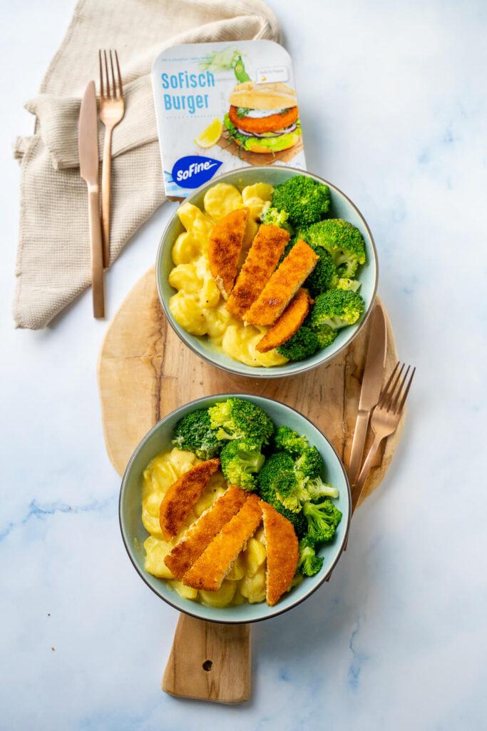 Großmutter Fischpfanne neu interpretiert - das perfekte Gericht für deinen Feierabend