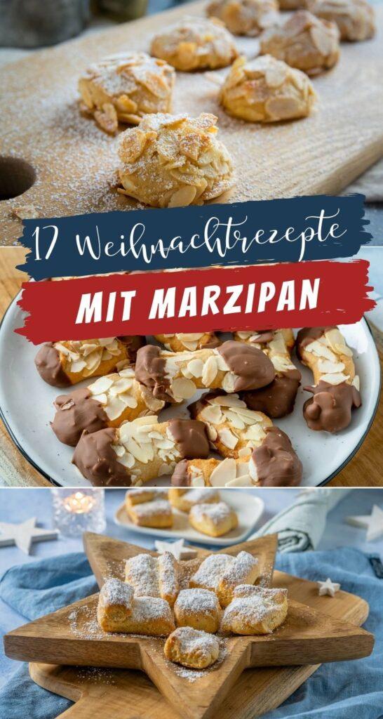 Meine besten Weihnachtskekse - diese 17 Kekse mit Marzipan sind einfach super lecker. Probiere dich diese einfachen & leckeren Rezepte! Du wirst sie lieben.