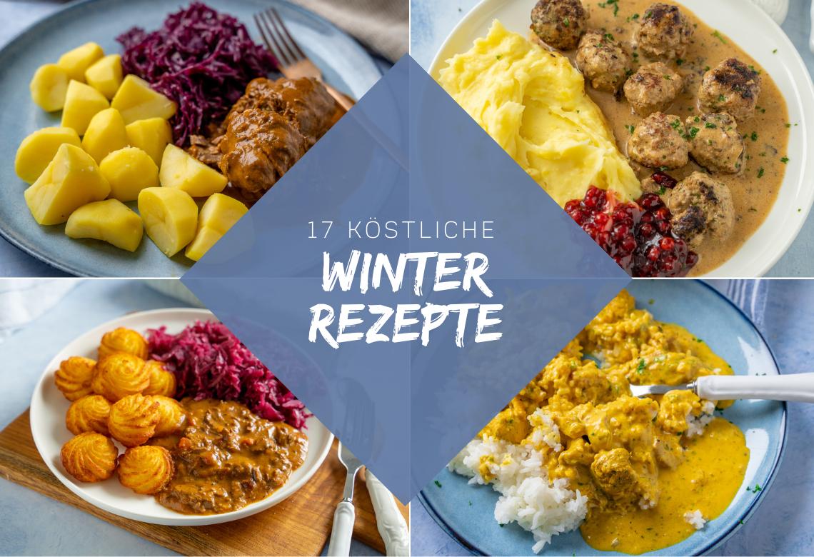 Meine 17 liebsten Wintergerichte