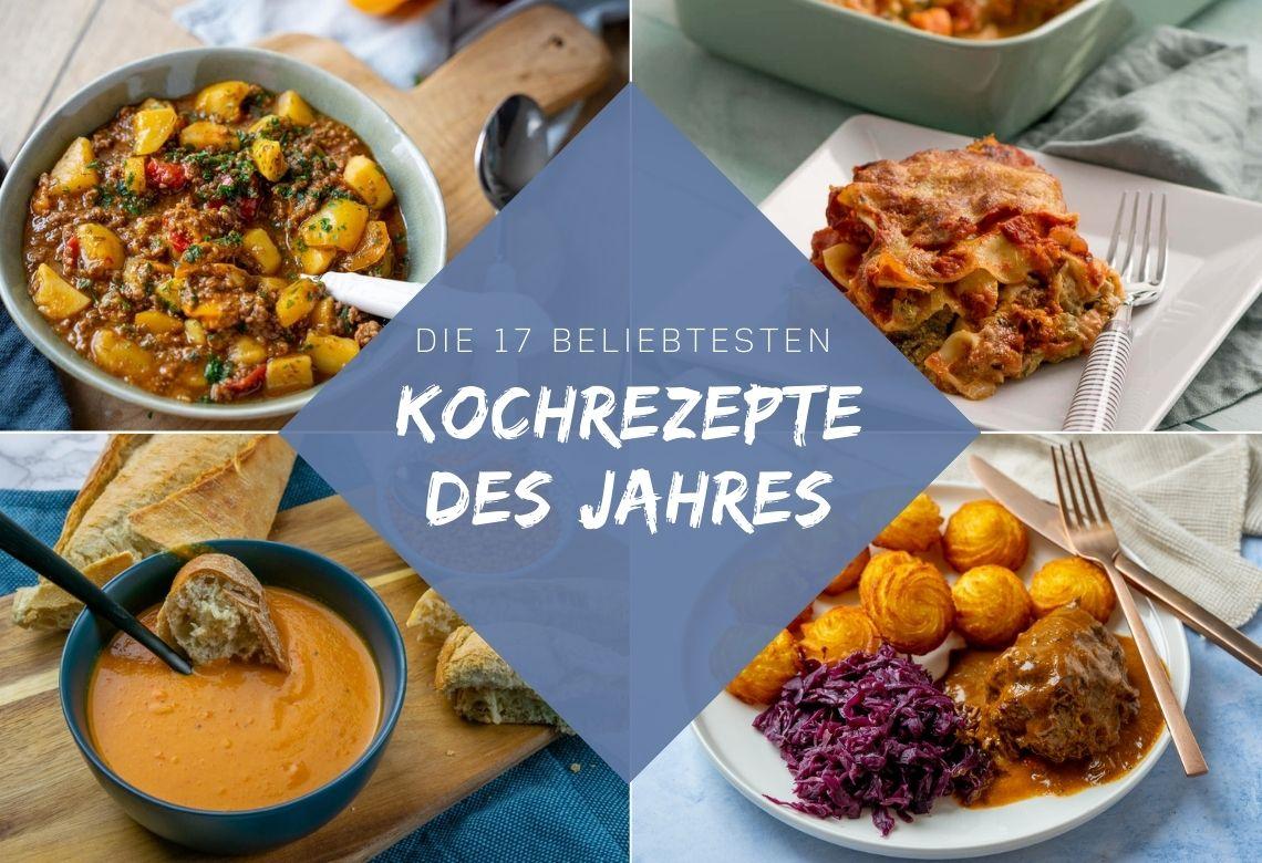 Die 15 beliebtesten Kochrezepte 2020