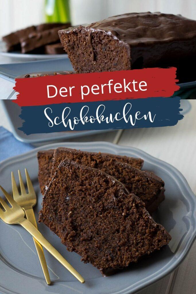 So gelingt dir der perfekte Schokokuchen - mit Eischnee, Mandeln und geschmolzener Schokolade